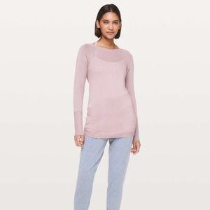 Lululemon Unity Drop Back Sweater